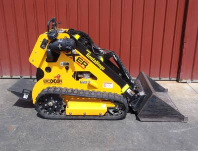 Mini Digger Hire Perth