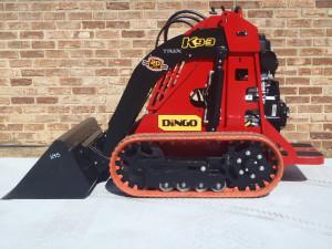 Dingo Model K9-3 Trax