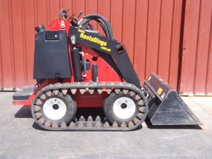 Toro 323 Track Machine