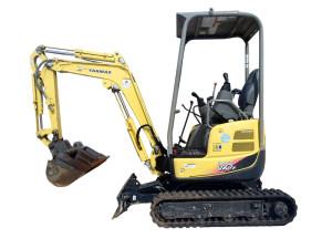 Yanmar Vio 17 Mini Excavator